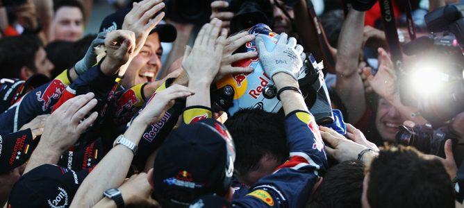 Sebastian Vettel, Campeón del Mundo de Fórmula 1 2011