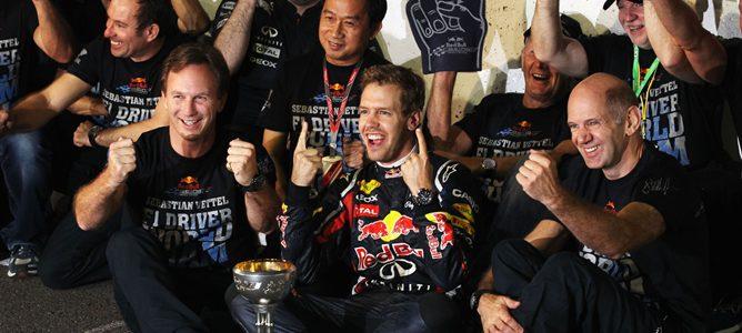 Los rivales se deshacen en elogios hacia Sebastian Vettel tras su segundo Título Mundial 003_small