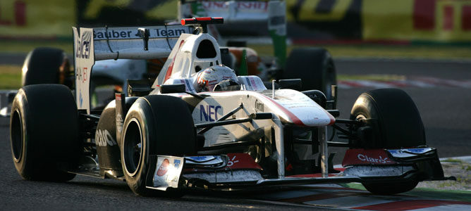 GP de Japón 2011: Los equipos, uno a uno