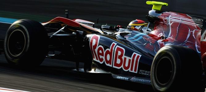 Jean-Eric Vergne rodará con Toro Rosso los viernes de Corea, Abu Dabi y Brasil