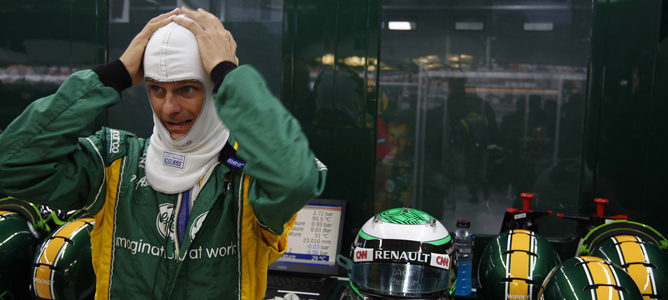 """Heikki Kovalainen: """"Ha sido nuestra mejor carrera, otro gran paso adelante"""""""