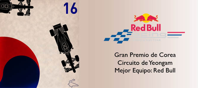 GP de Corea 2011: Los equipos, uno a uno