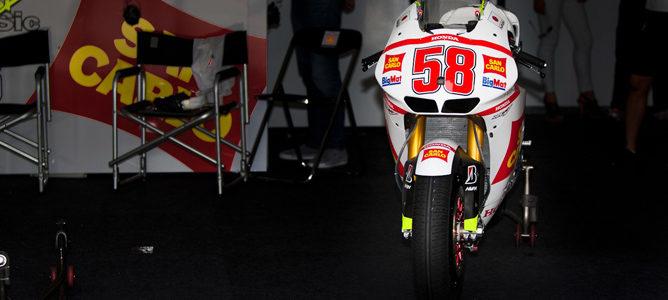 La Fórmula 1 muestra sus condolencias por la muerte de Marco Simoncelli