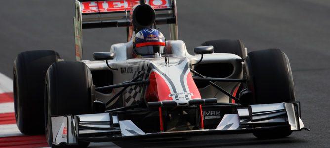 HRT cambia la caja de cambios de Daniel Ricciardo antes de la clasificación