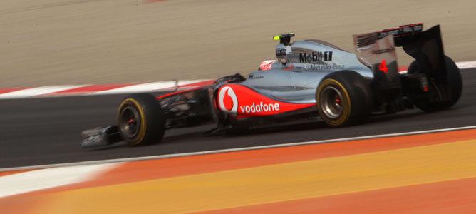 El nuevo contrato de Jenson Button con McLaren es hasta 2014