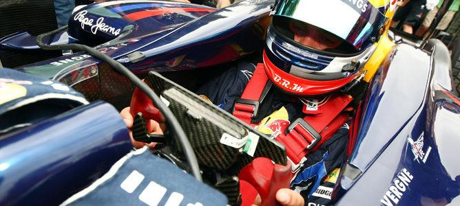 Jean-Eric Vergne participará con Red Bull en los test de Abu Dabi