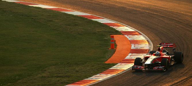 El equipo Virgin quiere cambiar su nombre a Marussia en 2012