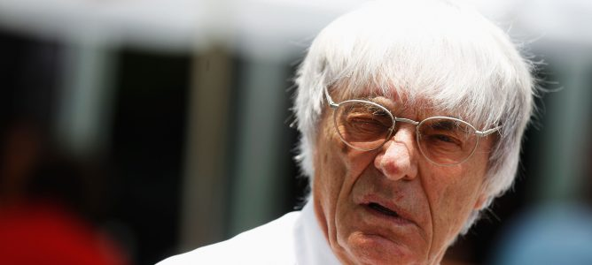 Bernie Ecclestone admite pagos a Gerhard Gribkowsky