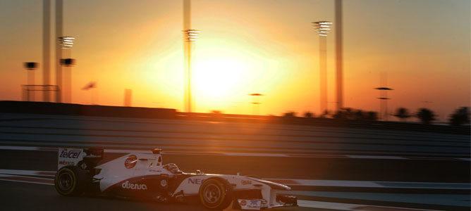 """Kamui Kobayashi: """"Tenemos que mejorar en curva lenta y frenada"""""""