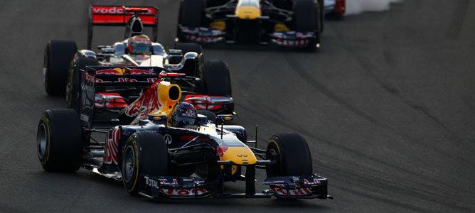 Pirelli descarta daños estructurales como causa del reventón de Sebastian Vettel