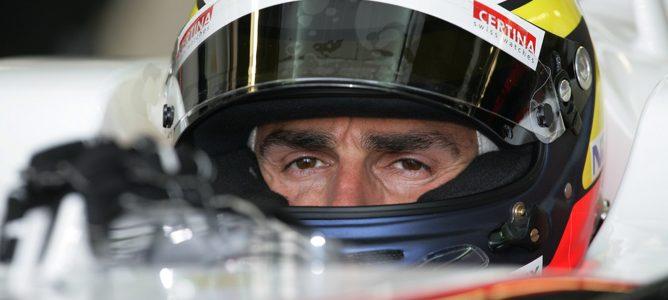 Oficial: Pedro de la Rosa ficha por HRT para la temporada 2012