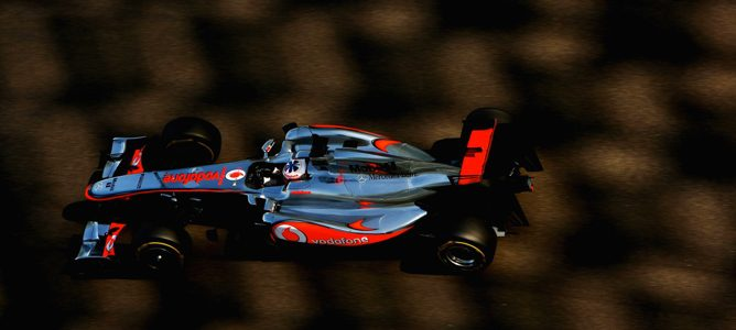 Oliver Turvey y Gary Paffett permanecen en McLaren como pilotos probadores