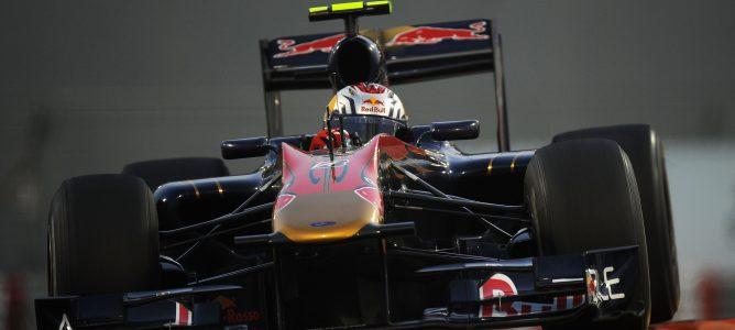 En el GP de Abu Dabi 2010