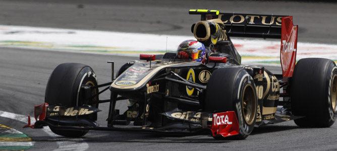 Vitaly Petrov GP de Brasil 2011