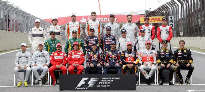 La FIA hace pública la lista de inscritos para 2012