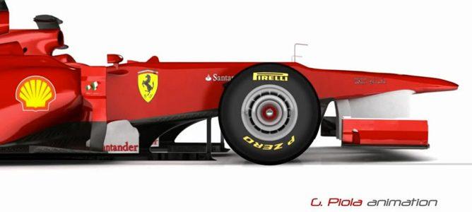 morro bajo Ferrari 2012