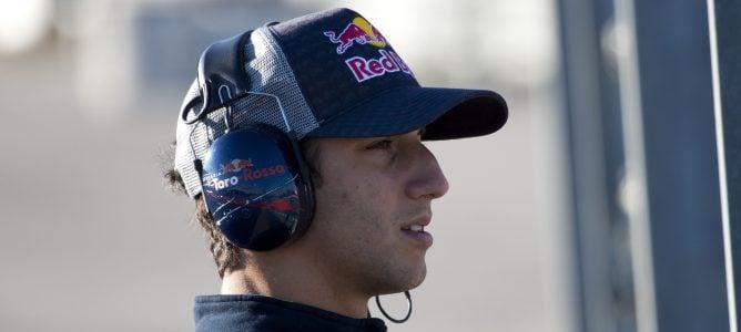 Ricciardo espera su oportunidad