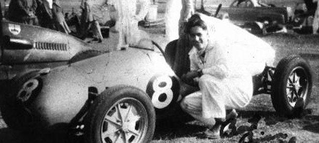 Jack Brabham y un Cooper de F2