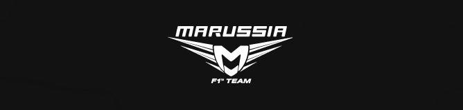 logo Marussia F1 Team