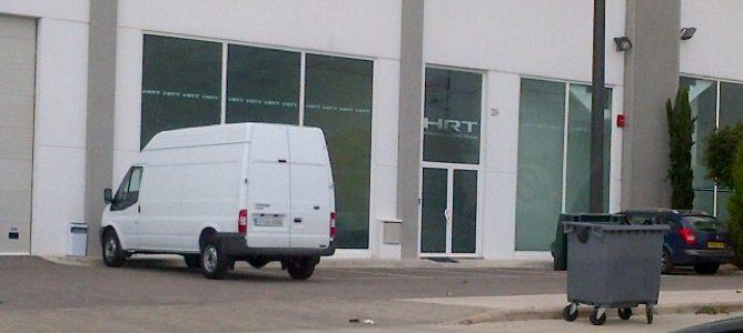 sede de HRT