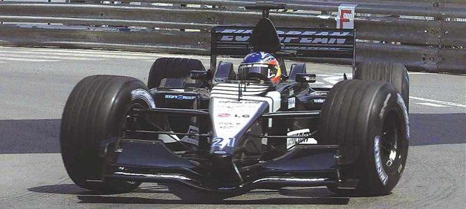 Minardi Alonso 2001