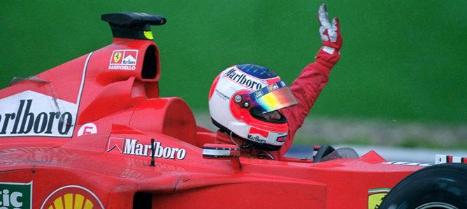 Barrichello vence en Hockenheim 2000