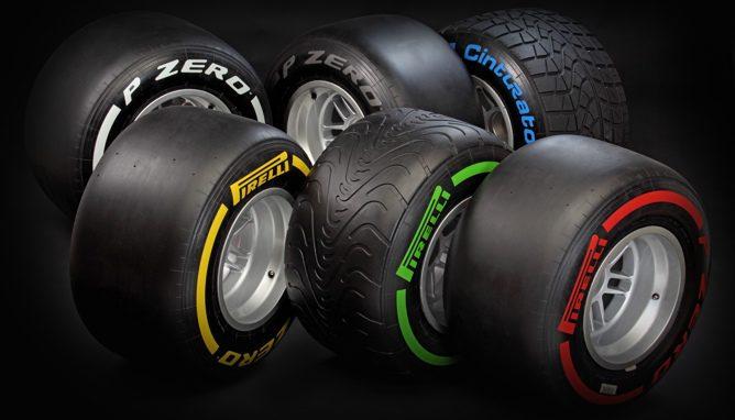 Pirelli presenta en Abu Dabi sus nuevos neumáticos de F1 para 2012  001_small