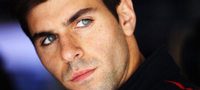 Jaime Alguersuari, ex-piloto de Toro Rosso