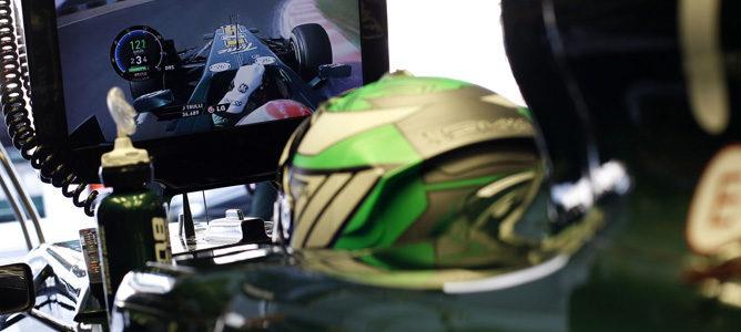 "Heikki Kovalainen: ""El KERS nos aportará alrededor de cuatro décimas"""