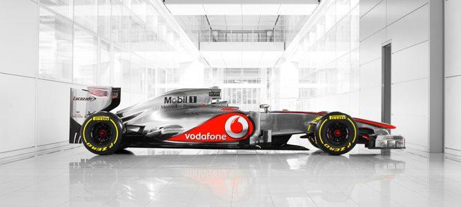 McLaren 2012 MP4-27