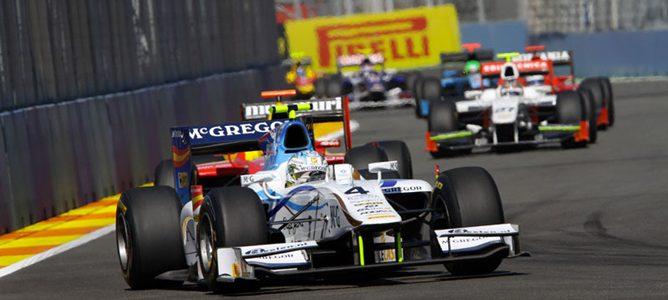 Giedo van der Garde en 2011 en la GP2
