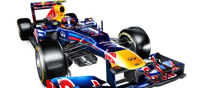 Presentación del Red Bull 2012: RB8