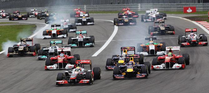 Resultado de imagen de Carreras F1