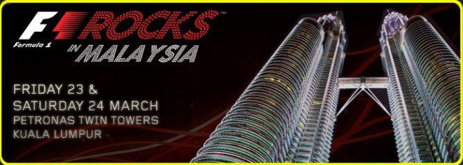 Kylie Minogue será la invitada estrella del F1 Rocks del GP de Malasia