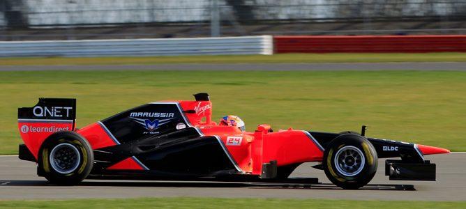 Marussia MR01
