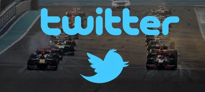 Resultado de imagen de F1 twitter