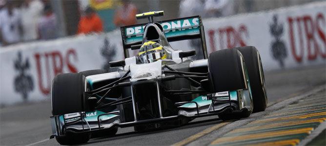 Jenson Button gana el Gran Premio de Australia 2012