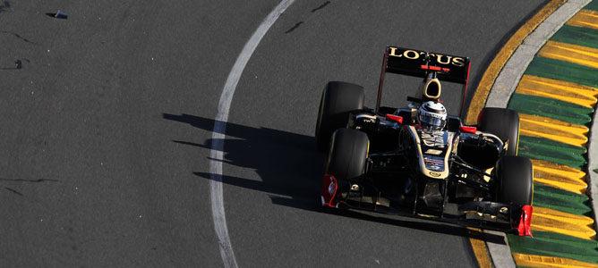 Un Lotus en Albert Park