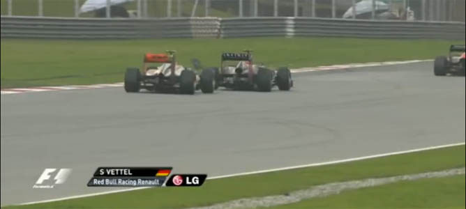 GP de Malasia 2012: Las polémicas, una a una