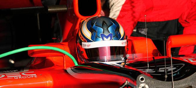 Mejoras aerodinámicas y de sistemas para el Marussia MR01