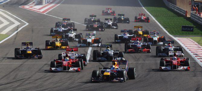 Los equipos de F1 aceptan la decisión de correr en el GP de Baréin