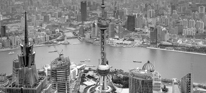Dragones en Shanghái