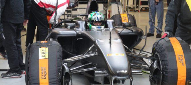 Lucas di Grassi con Pirelli