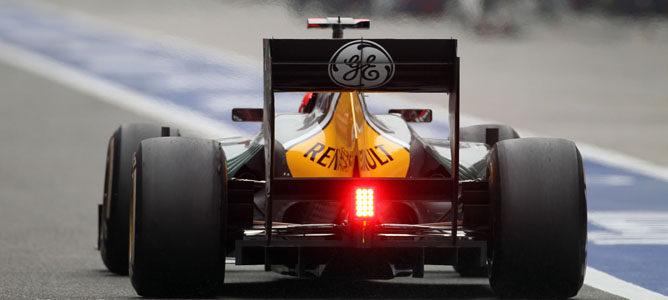 Heikki Kovalainen en el GP de China