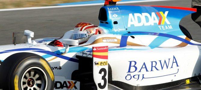 El español se subió por última vez a un GP2 con Rappax