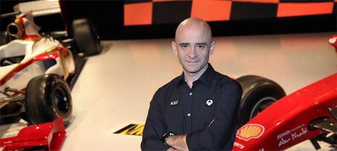 "Antonio Lobato llama ""imbécil"" a Ralf Schumacher"