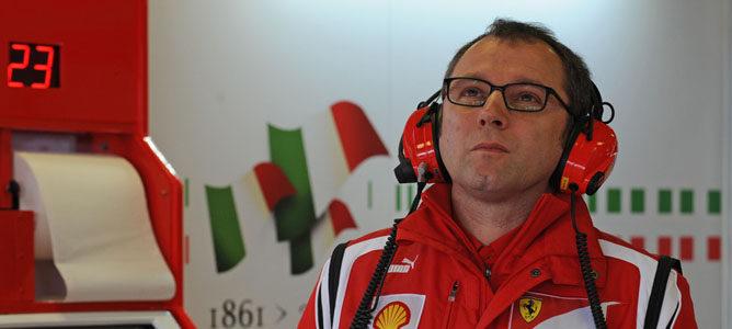 Stefano Domenicali suele ser foco de las críticas de los aficionados