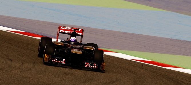 Daniel Ricciardo en Baréin
