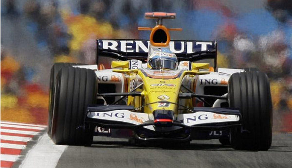 """Alonso """"a divertirse"""", Piquet """"extremadamente decepcionado"""""""