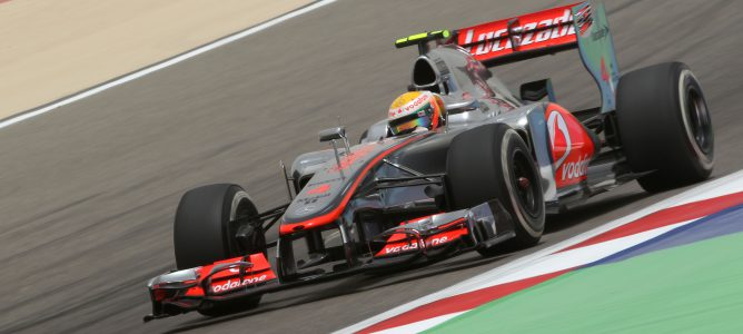 """Jenson Button: """"La sorpresa es que estamos por delante de Nico Rosberg"""""""